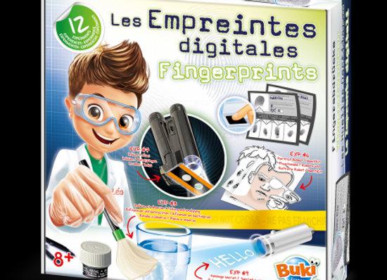 Les empreintes digitales - BUKI