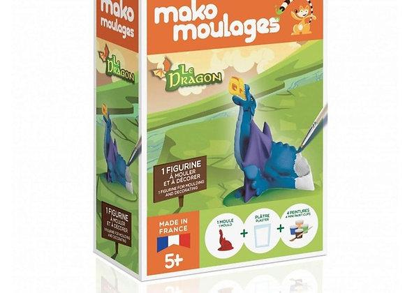 Le Dragon - MAKO MOULAGES