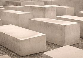 Массивы бетонные