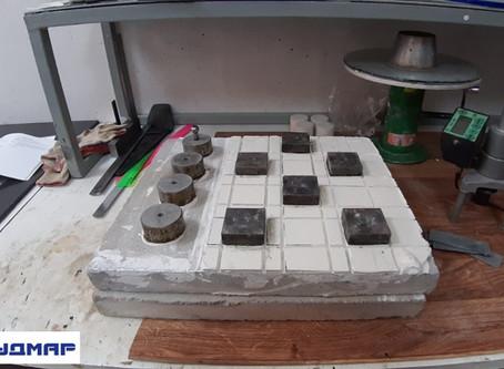 Проведены испытания строительной шпатлевочной смеси «ВК531»