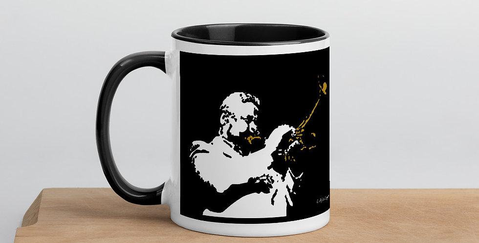 """""""Dizzy (Jazzed)"""" Coffee Mug"""