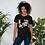 "Thumbnail: ""Marlene II (Silver Screen)"" Unisex T-Shirt"