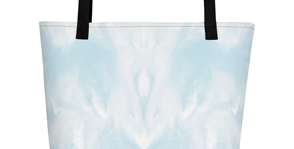 """""""Rising Clouds"""" Tote Bag"""
