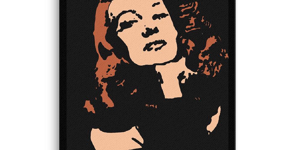 """Rita (Pop)"" Canvas Print"