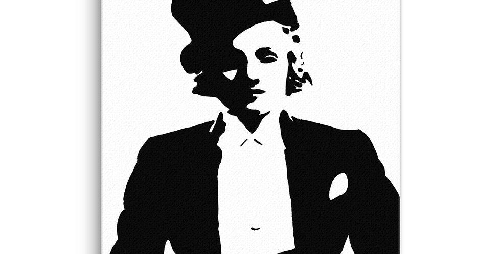 """Marlene"" Canvas Print"