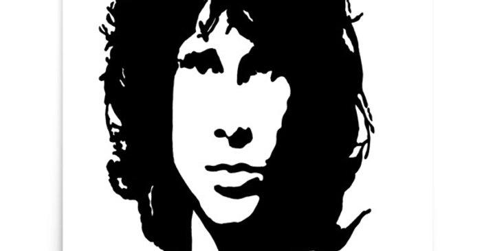 """Jim"" Art Print"