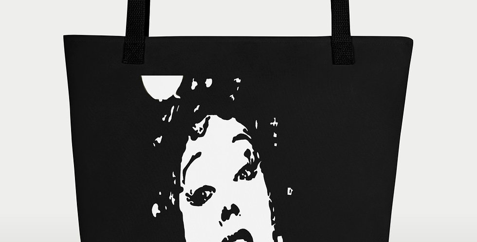 """""""Close-Up"""" Tote Bag"""