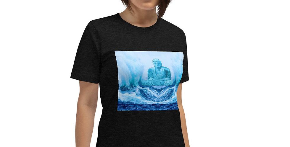 """Buddha Wave II"" Unisex T-Shirt"
