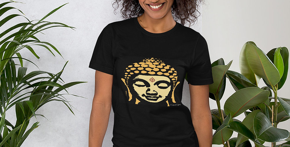 """""""Double Buddha"""" Unisex T-Shirt"""