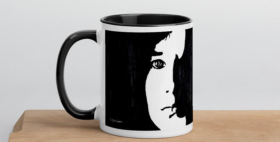"""Little Girl Blue"" Coffee Mug"