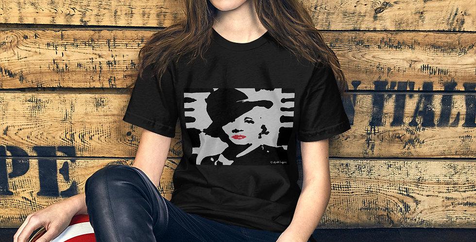 """""""Marlene II (Silver Screen)"""" Unisex T-Shirt"""