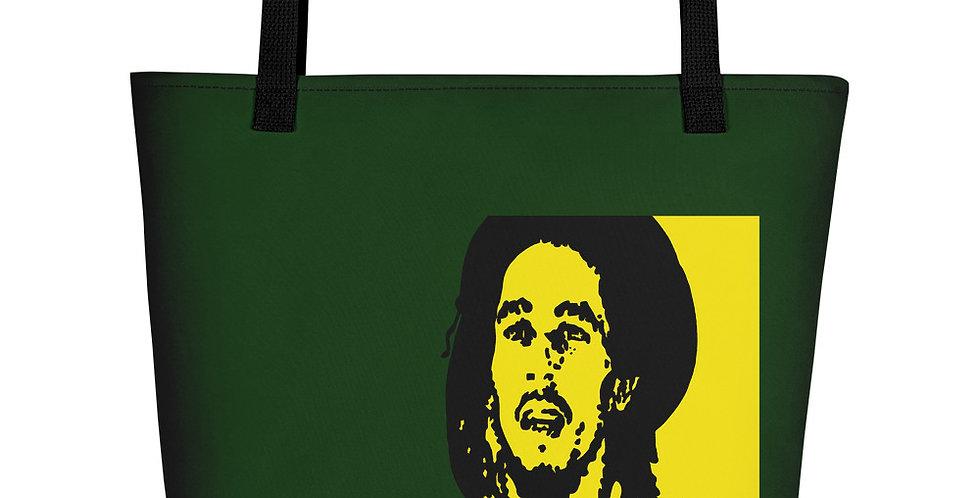 """Marley (Jamaica)"" Tote Bag"