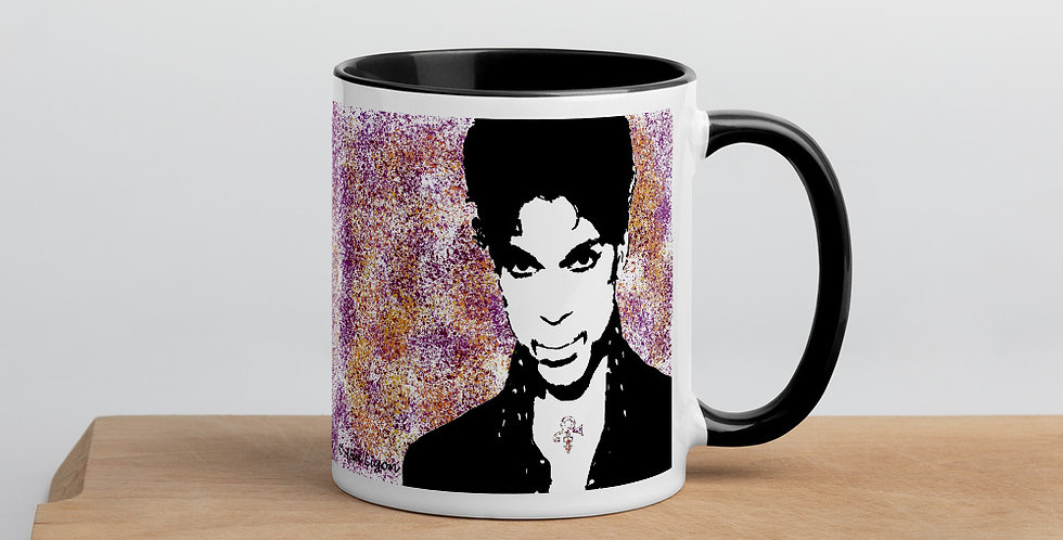 """Prince (Graffiti)"" Coffee Mug"