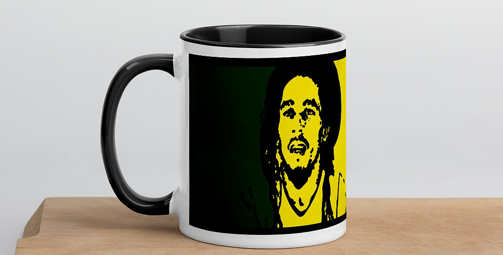 """Marley (Jamaica)"" Coffee Mug"