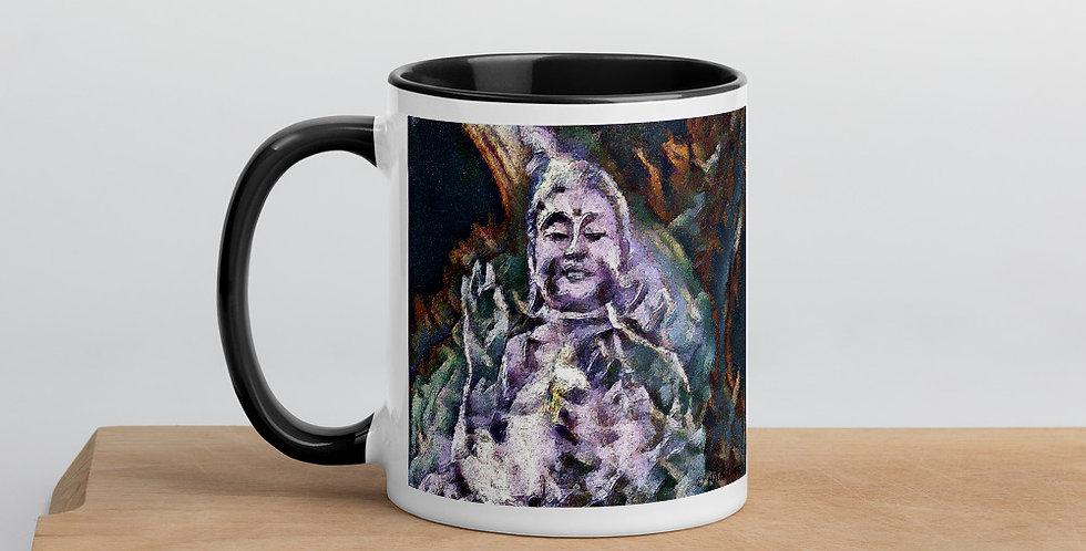 """Buddha (Pieces)"" Coffee Mug"
