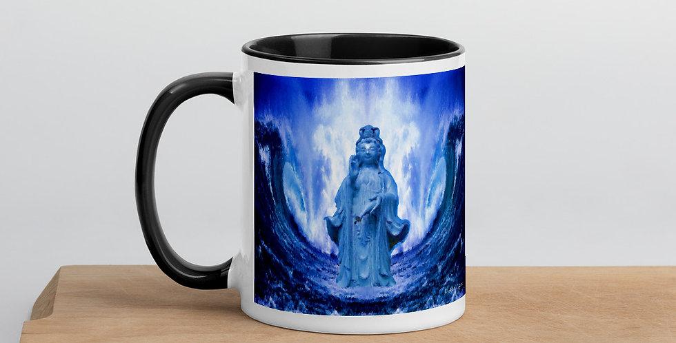 """Buddha Wave III"" Coffee Mug"