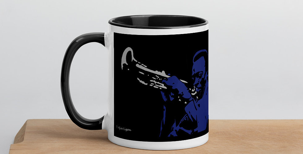 """Miles (Midnight)"" Coffee Mug"