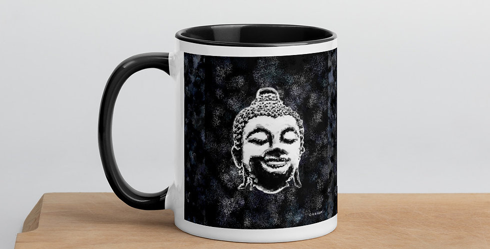 """Buddha (Graffiti)"" Coffee Mug"