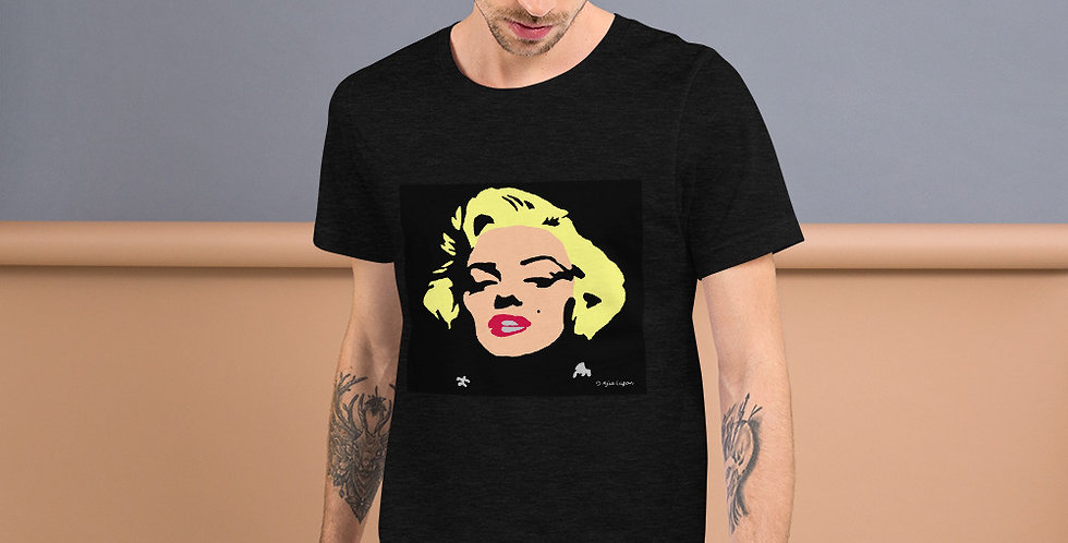 """""""Marilyn (Pop) II"""" Unisex T-Shirt"""