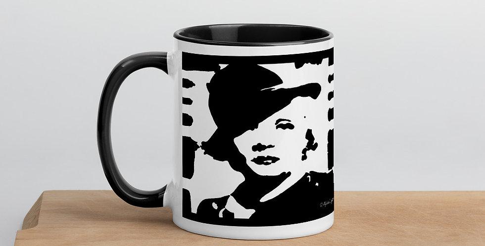 """""""Marlene II"""" Coffee Mug"""