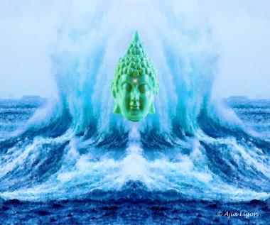 Buddha Wave II