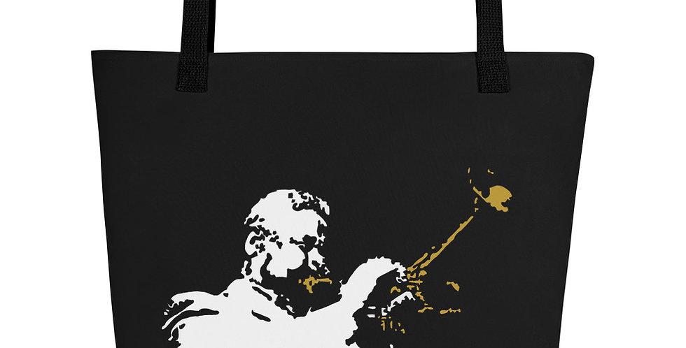 """""""Dizzy (Jazzed)"""" Tote Bag"""