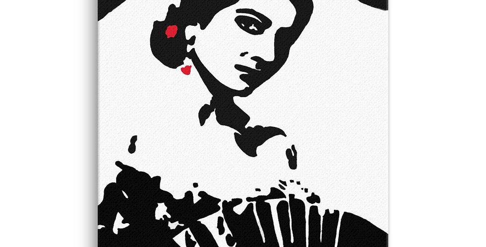 """Carmen"" Canvas Print"