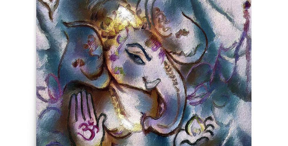"""""""Ganesha"""" Art Print"""