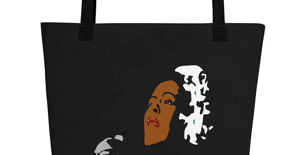 """""""Lady II"""" Tote Bag"""