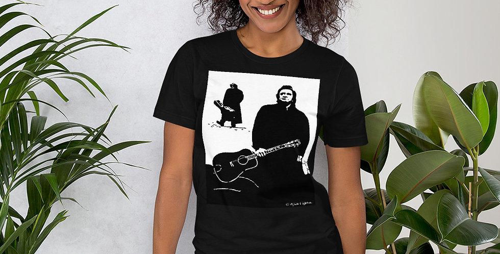 """""""Cash"""" Unisex T-Shirt"""