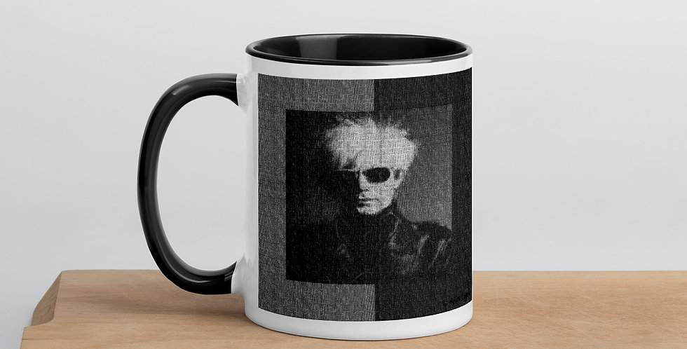"""Andy (Mural)"" Coffee Mug"