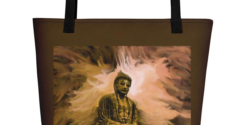 """Buddha Aura"" Tote Bag"