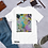 "Thumbnail: ""Abstract Swirl"" Unisex T-Shirt"