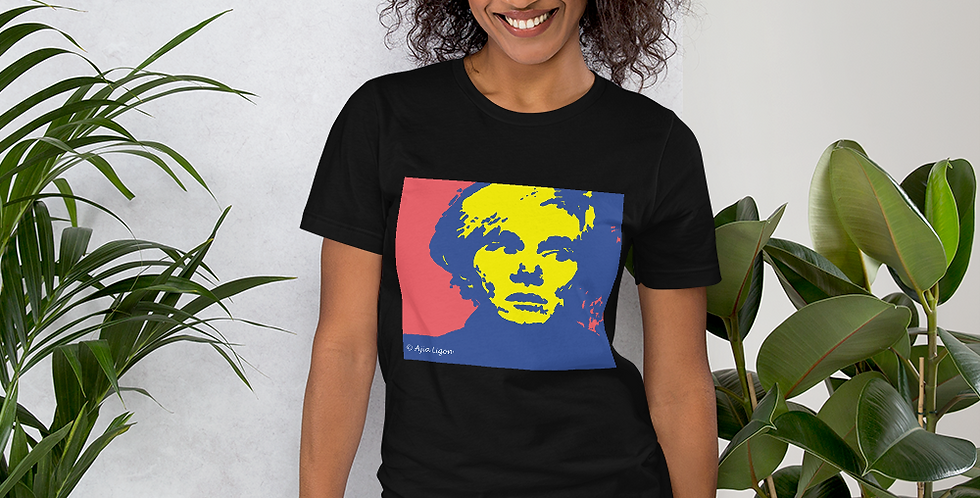 """Warhol (Pop) II"" Unisex T-Shirt"