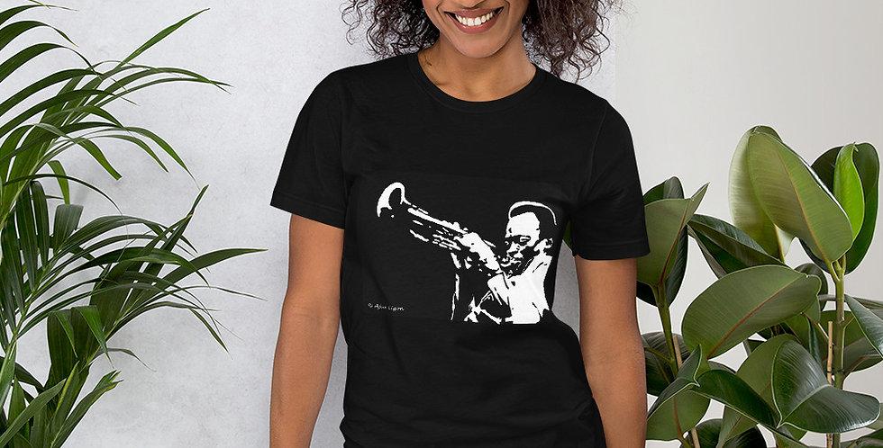 """Miles"" Unisex T-Shirt"