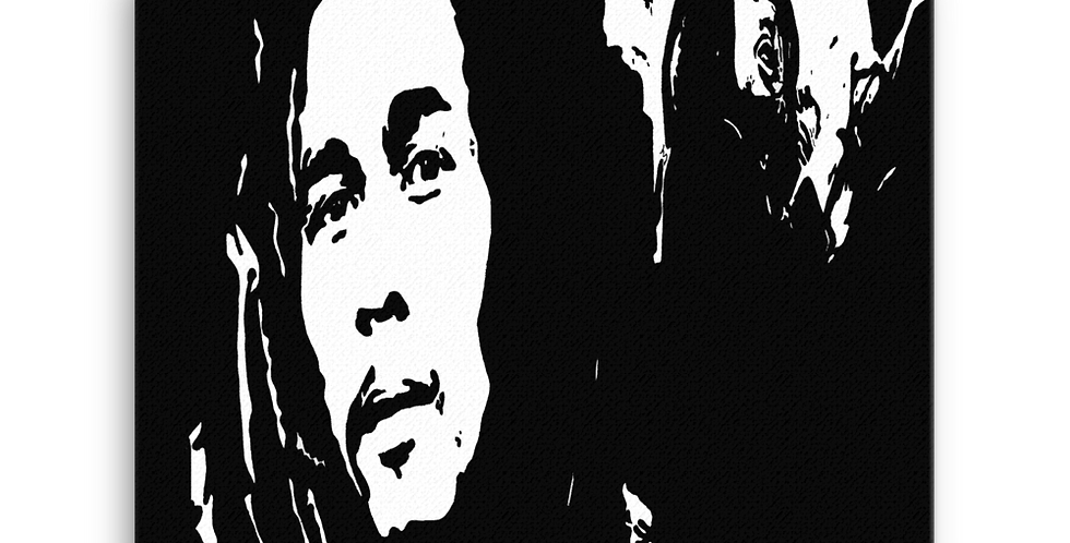 """""""Marley II"""" Canvas Print"""