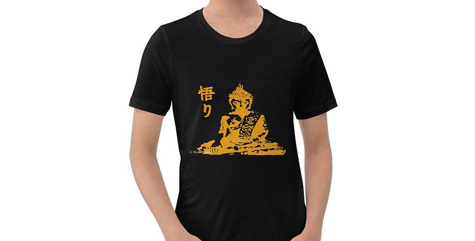 """""""Enlightenment (Gold)"""" Unisex T-Shirt"""
