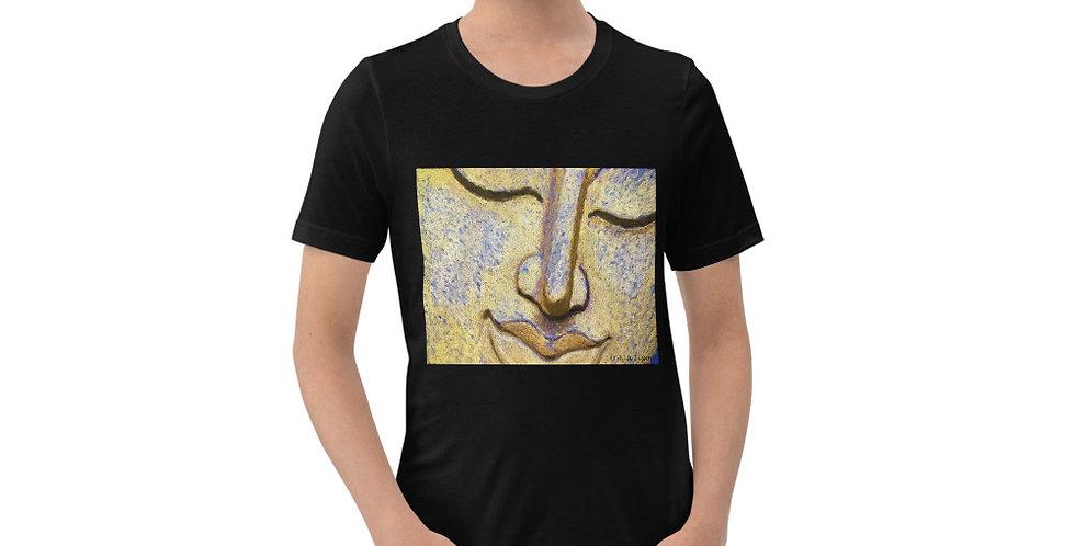 """""""Painted Buddha"""" Unisex T-Shirt"""