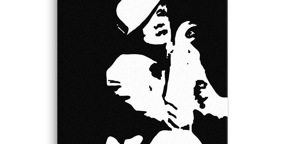 """Marlene III"" Canvas Print"