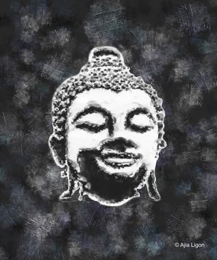 Buddha (Graffiti)