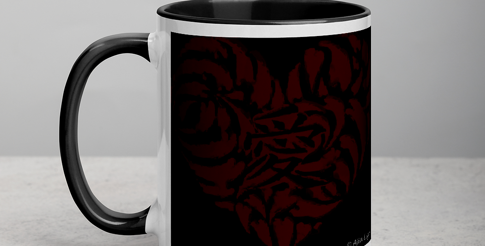 """Secret Love"" Coffee Mug"