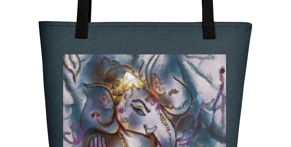 """Ganesha"" Tote Bag"
