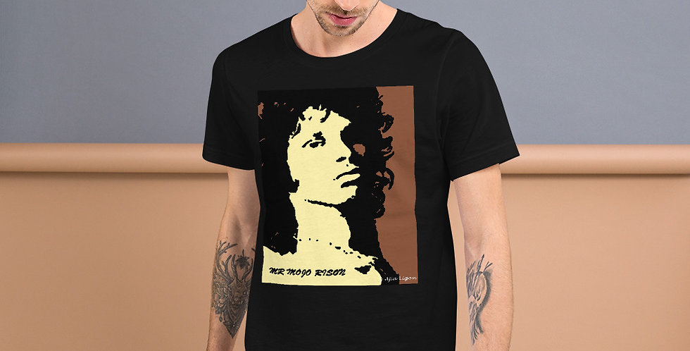 """MR MOJO RISON (Pop)"" Unisex T-Shirt"