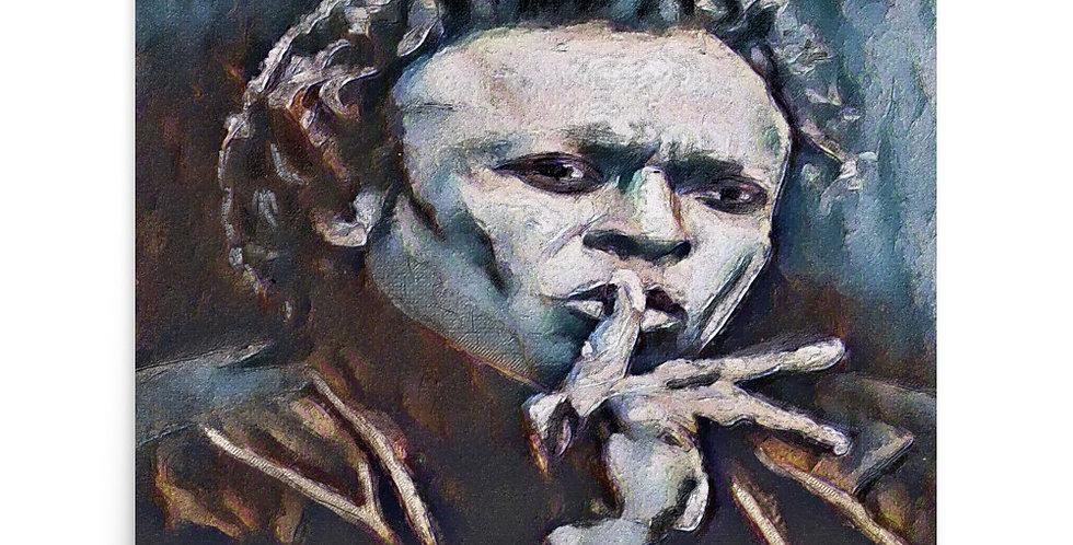 """Miles III"" Art Print"