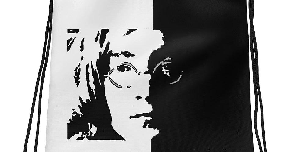 """Lennon II"" Drawstring Bag"