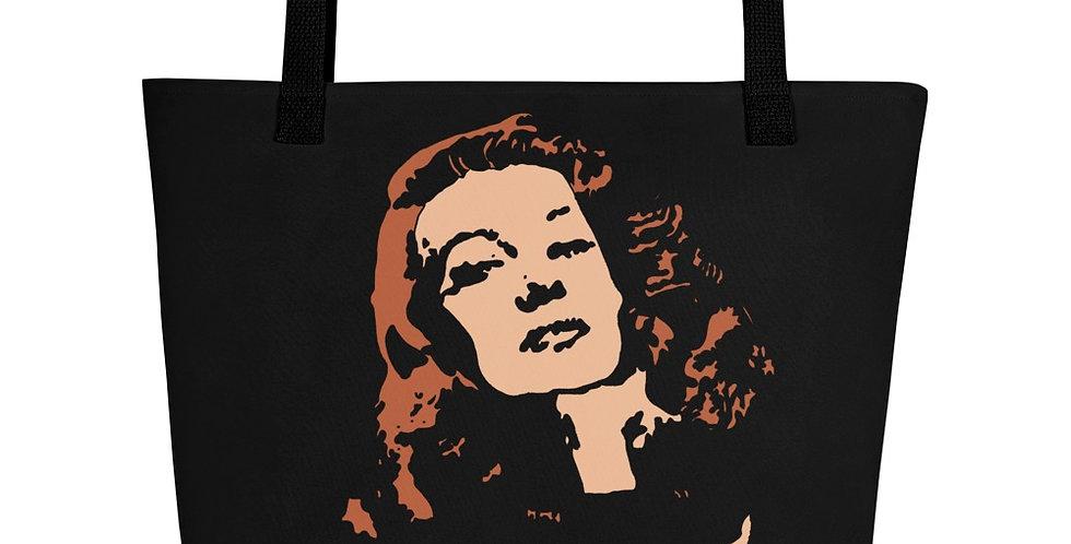 """""""Rita (Pop)"""" Tote Bag"""