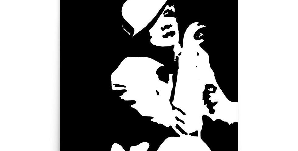 """""""Marlene III"""" Art Print"""