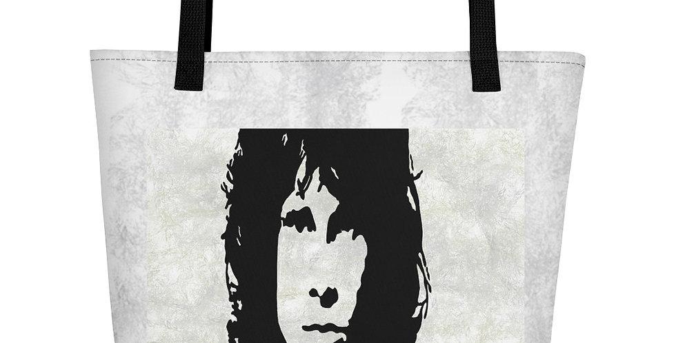 """""""Jim (Graffiti)"""" Tote Bag"""