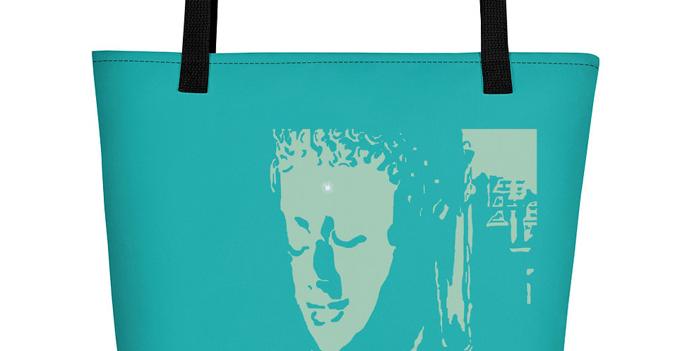 """Mindfulness (Water)"" Tote Bag"