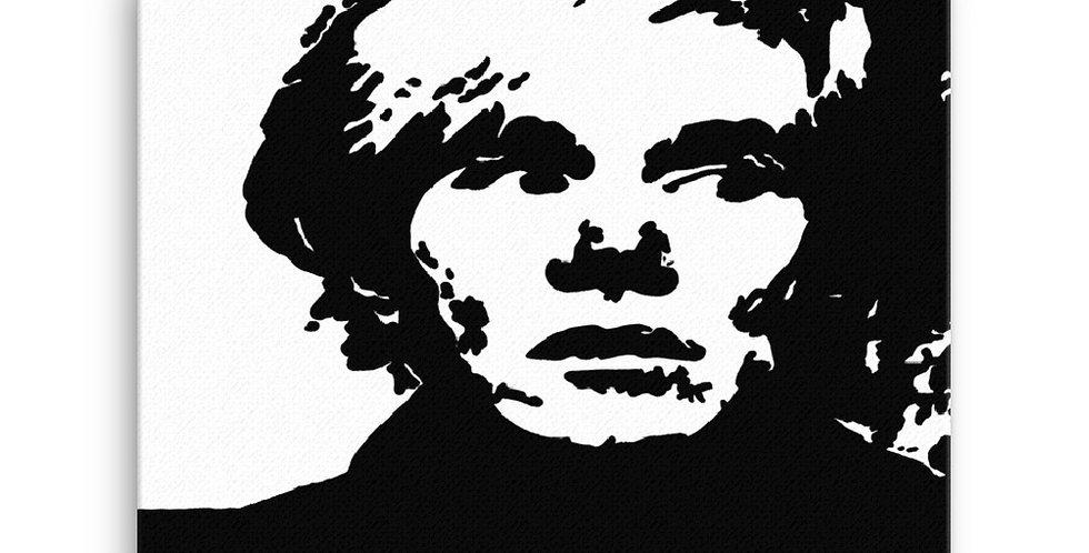 """Warhol"" Canvas Print"